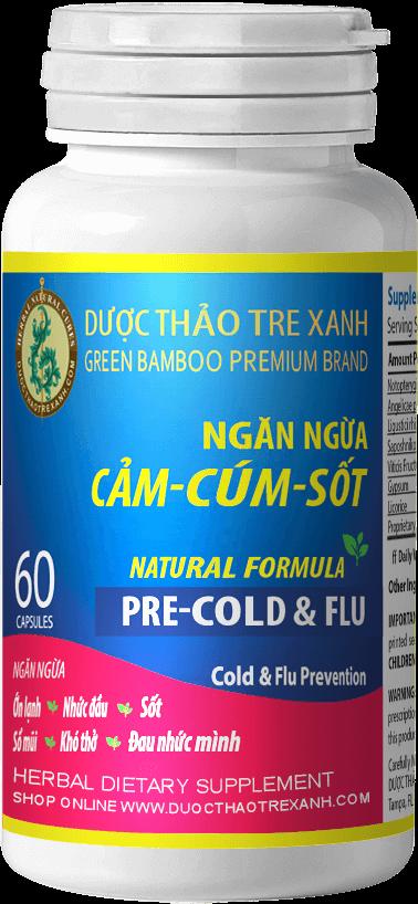 PRE-COLD & FLU