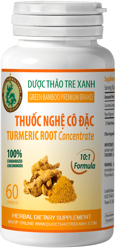 TURMERIC ROOT CONCENTRATE