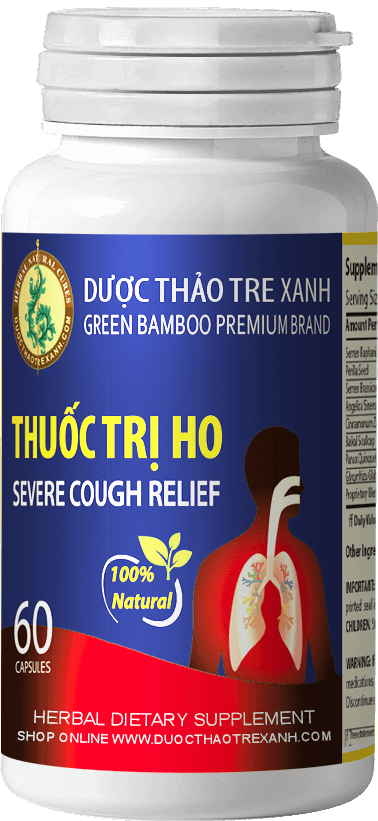 SEVERE COUGH RELIEF