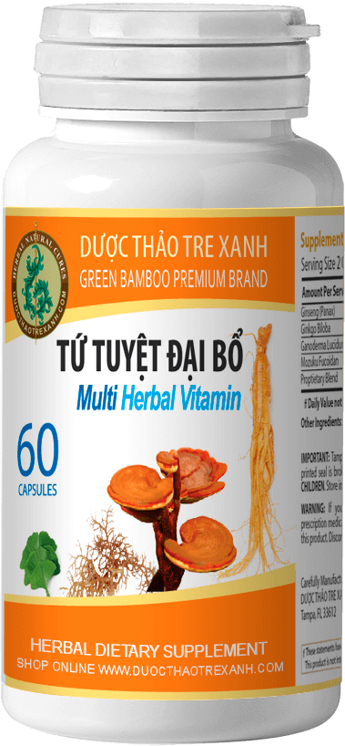 MULTI HERBAL VITAMIN
